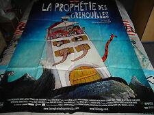 AFFICHE  ANIMATION / GIRERD / LA PROPHETIE DES GRENOUILLES
