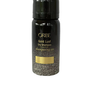 Oribe Gold Lust Dry Shampoo 43ml 0.9oz Travel NEW