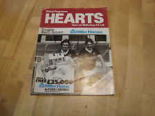Rangers Scottish League Home Teams O-R Football Programmes