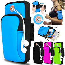 Cellphone Sport Armband Running Jogging Gym Arm Band Pouch Phone Holder Case New