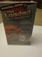 Fleer 1986 The Loaded Card Chase Basketball Box Great Box,  MICHAEL JORDAN RC?