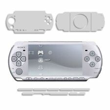 Skinomi Full Body Transparent Skin+Screen Protector Film for Sony PSP 3000
