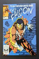 The Falcon #1 (Nov 1983, Marvel) Limited series. NM. Great Vintage Book.