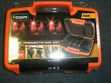 Fox Micron MR+ 3 Alarm and Receiver Set Carp fishing tackle