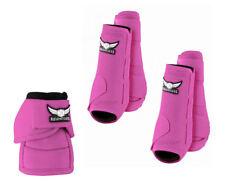 Relentless Trevor Brazile Sport Boots Pink - Fronts/Hinds/Bell Boots - Mediums