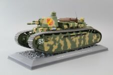 1:43 Char 2C 1939 France Legends Armored Vehicles Tanks  + magazine #17