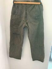 Très ancien pantalon de travail, paysan, campagne