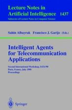 Intelligent Agents for Telecommunication Applications : Proceedings of the...