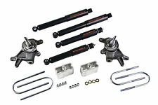 "Belltech 2"" Front/3"" Rear Drop w/ND2 Lowering Kit for 98-00 Nissan Frontier 2WD"