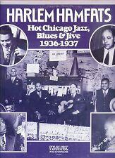 HARLEM HAMFATS hot chicago jazz blues & jive 1936 -1937 us ex lp