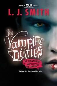 The Awakening / The Struggle (Vampire Diaries, Books 1-2) - Paperback - GOOD