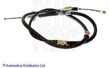BLUE PRINT Cable de accionamiento freno mano Atrás izquierda ADT346283