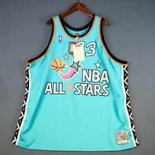 100 Authentic Michael Jordan Mitchell Ness 1996 All Star Game Jersey Size XL 8b0beaeba