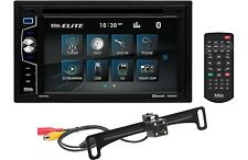 Boss Elite BV755BLC 6.2 Inch DVD Receiver with Bluetooth and Included License Pl