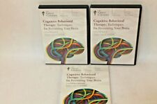 The Great Courses Cognitive Behavioral Therapy: Techniques for Retraining Your B