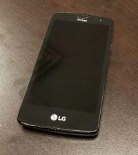 LG Lancet Verizon 8GB VS820 blue-Good Condition-GD7939