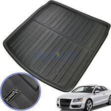 For AUDI A5 S5 RS5 B8 Coupe 08-16 Cargo Liner Rear Trunk Tray Boot Floor Mat