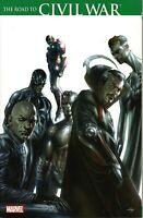 Civil War - The Road to Civil War TPB (Marvel Comics) NEW!