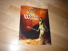 Yggdrasill The Nine Worlds Role Playing