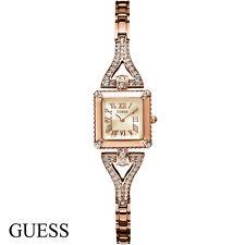 Guess . W0137L3 . Flawless . rosé gold . Edelstahl . Armband Uhr Damen . NEU