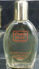Coty JOVAN MUSK FOR WOMEN COLOGNE CONCENTRATE Splash, 1.7 Ounces