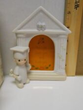 """Precious Moments Figurine/Frame 1981 """"The Lord Bless You And Keep You"""" #E-7177"""