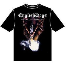 ENGLISH DOGS - Where Legend Began - T-Shirt - Größe Size L - Neu