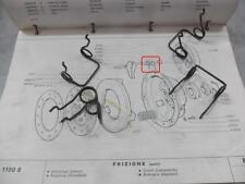MOLLA SPINGIDISCO FRIZIONE FIAT 1100 D/R/E 103 (H-G) FIAT 4077535