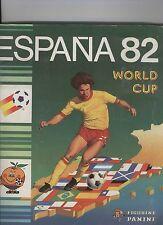 Panini fútbol WM Espana 82 ungeklebte imágenes procedentes de muchos escoger