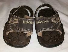 Timberland Brown  sandal Toddler Child 50864M  Size 4