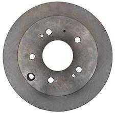 Disc Brake Rotor-Non-Coated Rear ACDelco Advantage 18A2786A