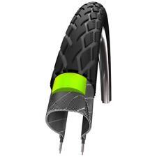 Schwalbe Bicicleta de Carretera Neumático Marathon 26 1.75 Verde Protector Bici