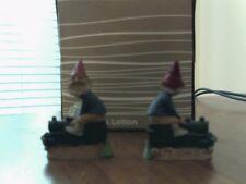 Cairn Studio Tom Clark Gnome ~Choo Choo~ Train Engine! Railroad Valentine! Cute!
