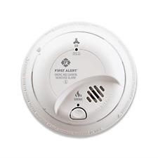 First Alert BRK SC9120B 120v Smoke/Carbon Monoxide CO Detector w/mounting base