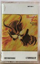Mercyful Fate Don't Break The Oath 1984 US Combat Cassette Tape -RARE-