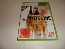 360 Xbox Spec Ops: the line USK 18 -