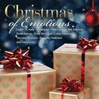 CHRISTMAS OF EMOTIONS Various Artists NEW & SEALED CD (EXPANSION) MODERN SOUL