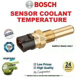 BOSCH COOLANT TEMPERATURE SENSOR for VOLVO 340-360 2.0 1987-1988