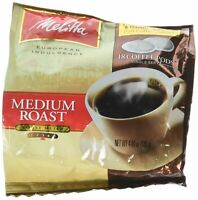 Melitta Coffee Pods For Senseo & Hamilton Beach Pod Brewers Medium Roast Soft Ne