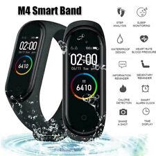 M4 Smart Wristband Heart Rate Monitor Fitness Activity Tracker Waterproof sport