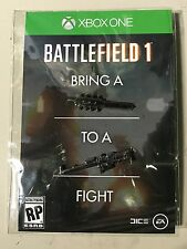 Xbox One Battlefield 1 Pin Set - Twitchcon Promo - New Sealed! Club and Gun