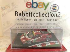"""DIE CAST """" FERRARI 458 ITALIA GT2 6H IMOLA 2011 """" FERRARI RACING 1/43"""