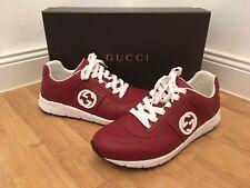 Gucci Miro Soft Rosso Red Sneaker Schuhe