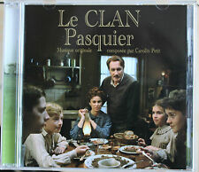 LE CLAN PASQUIER   CD