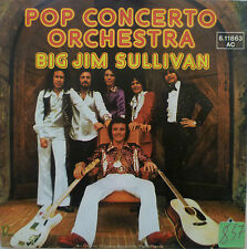 "7"" 1976! POP concerto Orchestra Big Jim Sullivan/VG + + \"