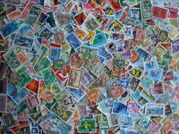 SWITZERLAND collection of 415 different U (mixed cond)stamps up to $50+ CV here!