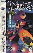 Nights Into Dreams... (Sega Saturn, 1996)