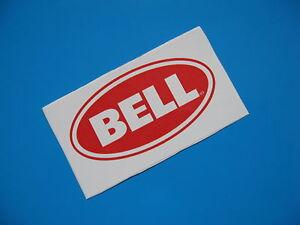 BELL helmet sticker/decal x2