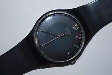 1985 Vintage Swatch Watch gb-106 SIR LIMELIGHT Weihnachten besondere Schweizer Quarz