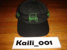 RSVP Gallery x The Anti Social Social Club Dad Hat Cap Green Neon Black ASSC C